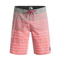 "Quiksilver Men'sSwell Vision 20"" Boardshorts Red 32"