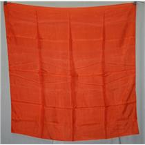 36- Inch Orange Diamond Silks By Jay Scott Berry
