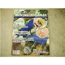 ICMJ's Prospecting & Mining Journal Magazine June 2016, Detectors: Past, Present