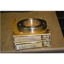 (Lot of 2) RHP Preceision 9-7-5 Bearings, 7015X2 TAU EP7 ZV 0/D M, 62 BORE B