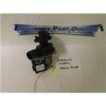 AMANA DISHWASHER R9800147 14205211 DRAIN PUMP  USED