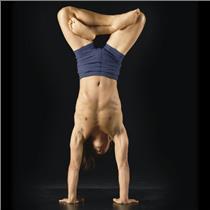 GAIAM Advanced Yoga with Rodney Lee DVD