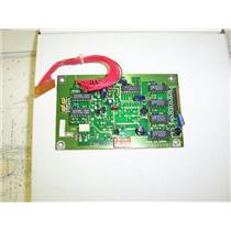 Boaters Resale Shop of TX 1607 5121.18 RAYTHEON CQA-116-R RADAR BUFFER PC BOARD