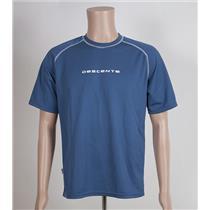 Descente Base Layer MTB Jersey Men's Medium Blue