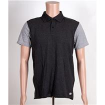 Quiksilver Baysic Polo Shirt Gray Medium