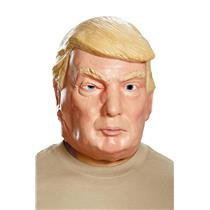 Disguise Republican President The Candidate Deluxe Latex Adult Costume Mask