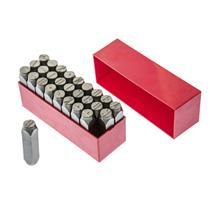 """11/16"""" 16MM Letter Set 40CRV Steel  56-HRC Punch Stamp Set Metal A-Z *27Pcs"""