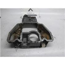 02-03 BMW E65 E66 745i 745il upper oil pan 11137519941