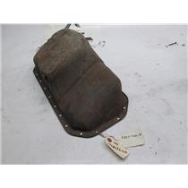 82-88 Volkswagen Quantum engine oil pan 035103601D 035103603C