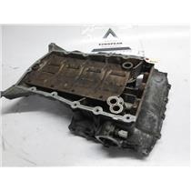 98-03 Jaguar XJ8 engine upper oil pan XW936706