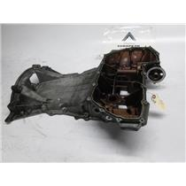 00-01 Jaguar S-Type 4.0L engine oil pan AJ8 4493