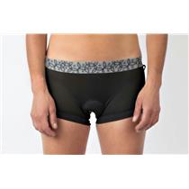 Club Ride DamselCham Innerwear - Black / Raven - Women's Extra Small