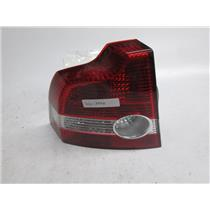 04-07 Volvo S40 left driver side tail light 31213554