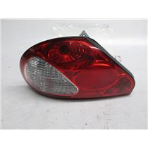 02-08 Jaguar X-Type left driver side tail light C2S40488