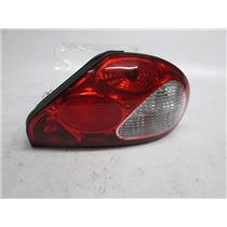 02-08 Jaguar X-Type right passenger side tail light C2S40487