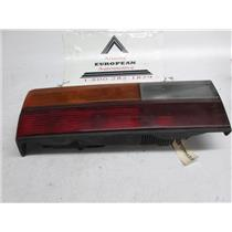 80-83 Audi 5000 left driver side tail light 437945217B