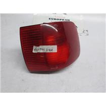 93-95 Audi 90 Quattro right outer tail light 8A0945218A
