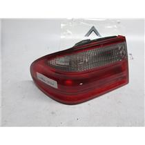 00-02 Mercedes W210 left outer tail light E320 E430 E55 2108203564
