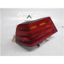 92-94 Mercedes W140 left tail light 1408200564 S320 S420 S500