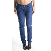 Sz 27 AG Adriano Goldschmied 'The Premiere' Skinny Straight Jeans OGN1244-FLW