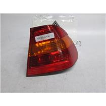 01-05 BMW E46 right outer tail light 325i 330i 63216946534