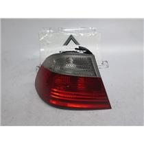 00-03 BMW E46 coupe left outer tail light 325ci 330ci 323ci 63218383825