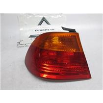 00-03 BMW E46 coupe left outer tail light 325ci 330ci 323ci 63218364725