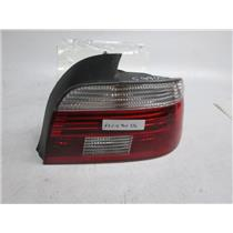 00-03 BMW E39 right tail light 525i 530i 540i M5 63216902530