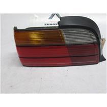 92-98 BMW E36 coupe left tail light 63218353273 325i 328i 323i M3