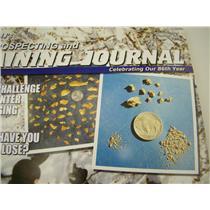 ICMJ's Prospecting & Mining Journal Magazine November 2016, GOLD!!! Chris Ralph