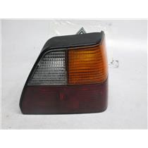 85-92 Volkswagen Golf left tail light 176945096