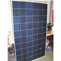 Boaters Resale Shop of Tx 1611 0144.86 JIAWEI JW-G2100/JW6660 SOLAR PANEL -210W