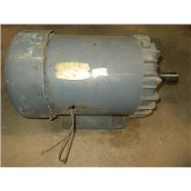 7.5 HORSEPOWER MOTOR LR-13758  1150RPM 460V 60Hz FR. 254T 3 PHASE