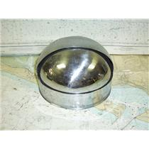 """Boaters' Resale Shop of TX 1611 4101.24 CHROME 8"""" COMPASS COVER"""