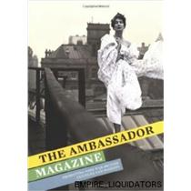 3 NEW The Ambassador Magazine: Promoting Post-War British Textiles & Fashion -A