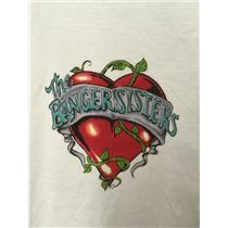 The Bangersisters 2002 Comedy Drama Movie Memorabilia White Adult T-Shirt XL