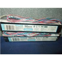 (LOT OF 2) PHILLIPS ADVANCE BALLAST CENTIUM ICN-2P32-N 120V-277V
