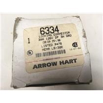 Arrowhart 6334 Locking Connector 30A 125V 2P 3W