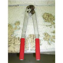 Boaters Resale Shop of TX 1611 2551.07 FLECO C12 TWO HANDED STEEL CABLE CUTTERS