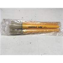 (Lot of 4) Crayola 208 So Big Paintbrushes