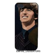 """BRAND NEW The Beatles """"Starr Quality"""" Ringo Starr iPhone 5/5S Case -A"""