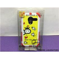 NEW BEYOND CELL High impact cell phone case For motorola moto x - Yellow -A