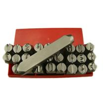 "3/8""  10MM Letter Punch Stamp Set Metal-Steel-Hand A-Z Big Size 27pcs"