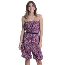 L NWT Marc by Marc Jacobs Swim Strapless Arielle Bloom Belted Romper/Jumpsuit