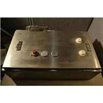 Square D Nema 1, 25A Combination Starter, 8810 CCW F4P1T H, Type 4