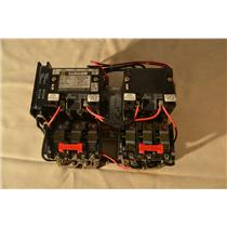 Square D 8810 SC02 Starter, 2 Speed, 7.5-10HP, 110/120V Coil NEMA1 8810SC02SA