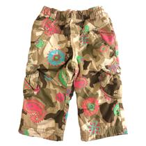 Infant Size 9-12m NWT Me Too Klarissa Pant Camouflage Camo Paisley Printed EURO