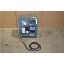 Hertner Auto 1000 24v 450 AH 1Ph Forklift Battery Charger 208/240/480V 3SN12-450