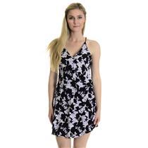 NEW S Karina Grimaldi Ollie Print Mini Foral Cross Front Sun Dress in Florencia