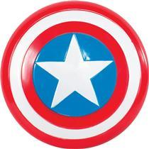 "Captain America Cartoon The Avengers Assemble Movie 12"" Shield Costume Accessory"